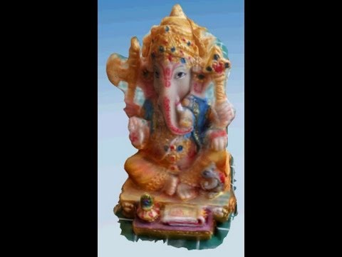 Unit 5 Archaeology's dirty little secrets. 3D model of Ganesha