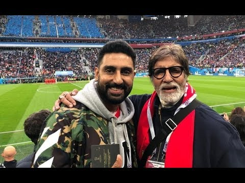Amitabh Bachchan Completes 50 Years In Bollywood | This Is How Son Abhishek Wished Him Mp3
