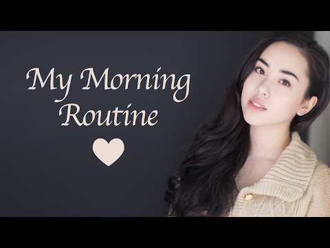 ☀️️-my-morning-routine-+-skincare-regimen-💋
