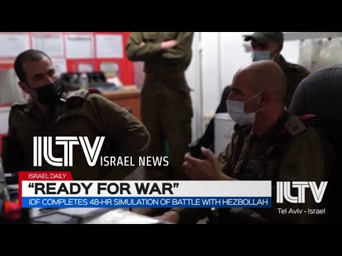 IDF Completes 48-hour Simulation Of Battle With Hezbollah