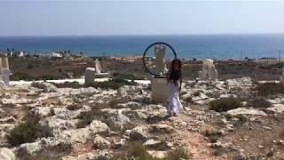 Cyprus Agia-Napa sculpture museum open air