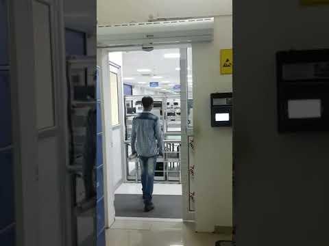 Industrial Automatic Sliding Door