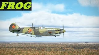 The airfield is overrun (IL-2 Sturmovik Battle of Stalingrad)