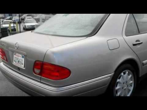 1999 Mercedes-Benz E320 Belmont CA