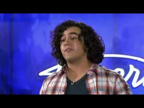 Chris Medina - American Idol 2011 audition: Break Even