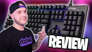 HyperX Alloy FPS RGB Mechanical Keyboard | Unboxing/Review