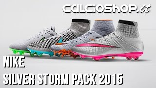 Review: Nike Silver Storm Pack 2015