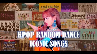 ICONIC SONGS KPOP RANDOM DANCE - MIRRORED [NEW \u0026 OLD]