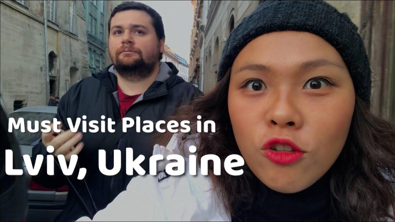 [EN SUBS] ADA APA DI LVIV, UKRAINE? | Vlog #2