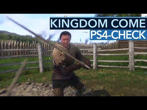 Kingdom Come auf PS4 und Co. - Was taugt der Konsolen-Port?
