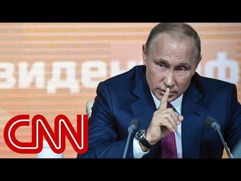 Putin praises Trump, slams Russia probe