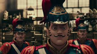 The NutCracker and the four realms. Sugarplum is defeated. (Part 1).