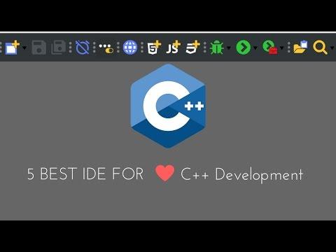 5 BEST IDE FOR C++ DEVELOPMENT