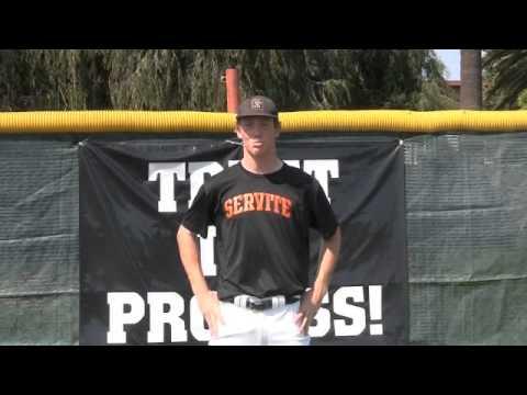 Servite Baseball-Chris Young