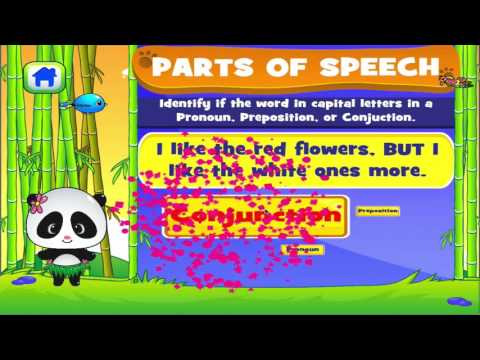 Panda 5th Grade Learning Games