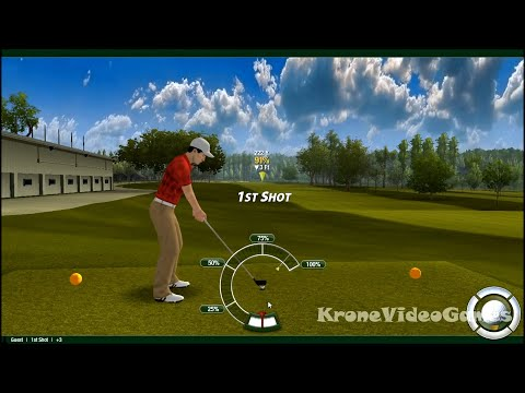 Tiger Woods PGA Tour 12 Gameplay (PC HD)
