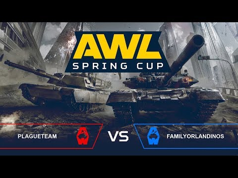 AWL: Spring Cup. 1/2 финала.