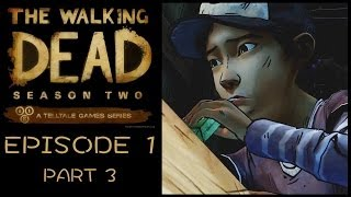 MD Plays Walking Dead S2 EP1: Juice Numbs All Sorrows (3/4)