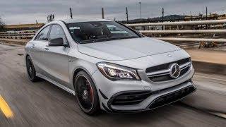 Mercedes-Benz CLA-Class 2018 Car Review