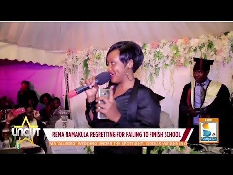 Rema Namakula Regrets not finishing School, Reveals Plans of Going Back to School| Uncut