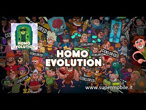Homo Evolution: Human Origins - TERRA - First People - Walkthrough - Gameplay - Android/iOS