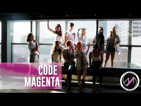「YOU BETTER WORK」 • 2016 COMPETITION CHOREOGRAPHY • CODE MAGENTA