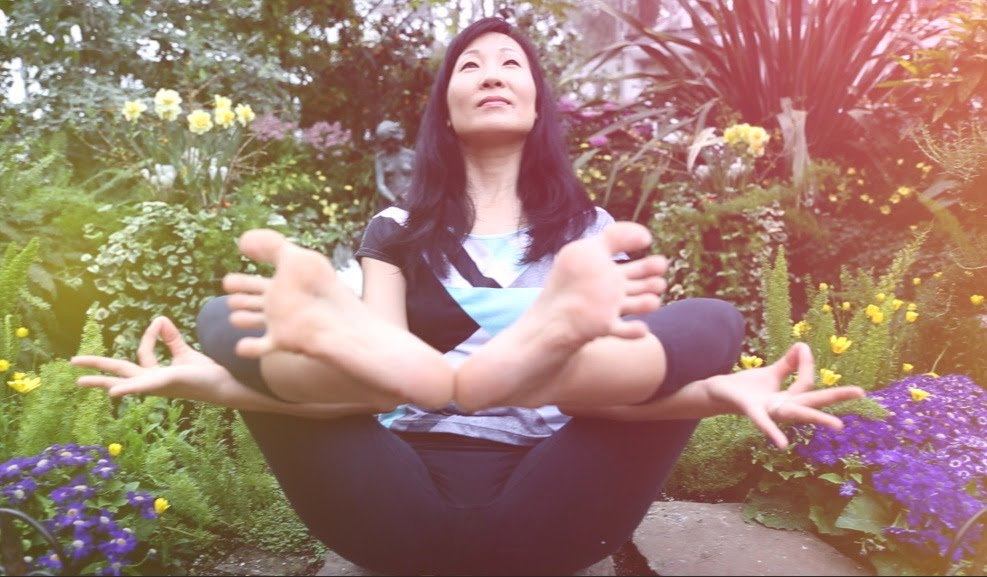 The Moves Blossoming Lotus Sequence Youtube
