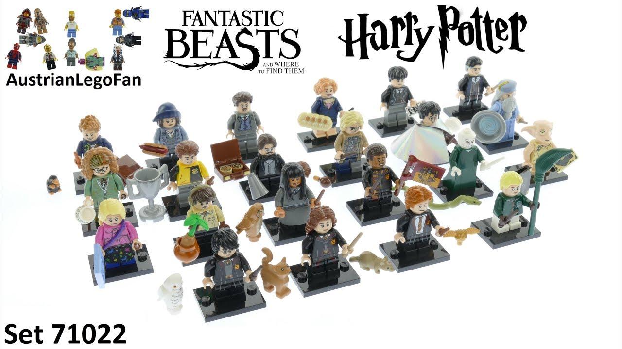 Lego 71022 Minifigures LEGO Harry Potter Fantastic Beasts Series 1