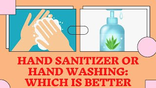 Hand sanitizer are running outas people rush to protect themselves. but does it beat soap and water?