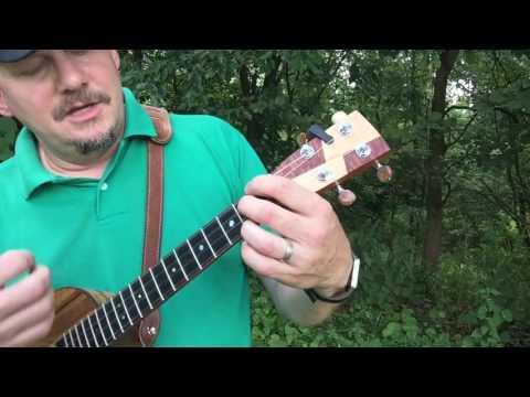 A9 Ukulele Chord Worshipchords