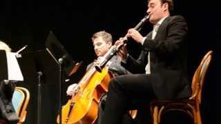 Mozart - Clarinet quintet k581 Antonio Piemonte