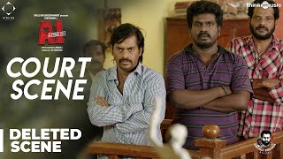 A1 | Deleted Scene 01 - Court Scene | Santhanam, Tara | Santhosh Narayanan | Johnson K