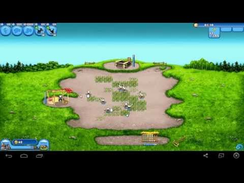 веселая скачать игра андроид ферма игра 3 на