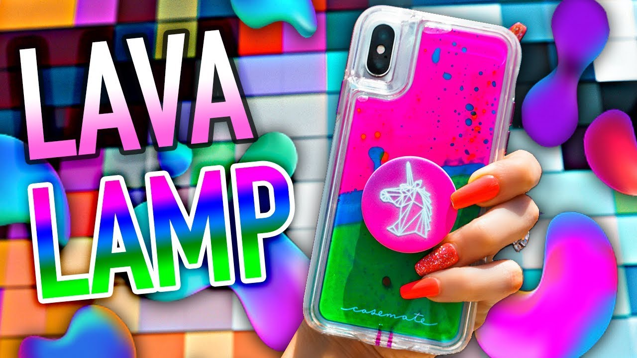 a7ab21b5ae9 Case-Mate Lava Lamp Case    Coolest iPhone Case EVER! 🤯🤯 - YouTube