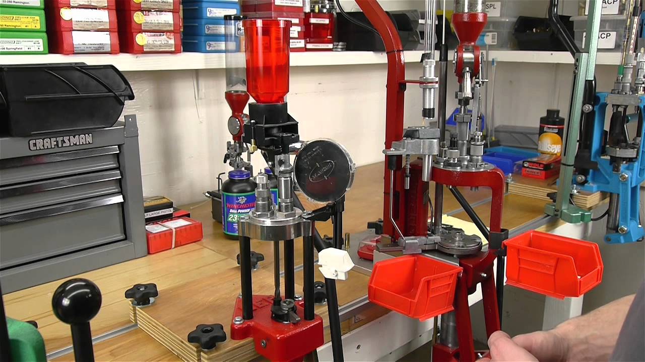 Types of presses – Ultimate Reloader