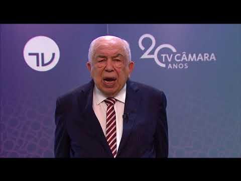 20 Anos TV Câmara: deputado Paes Landim (PTB-PI)