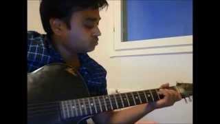 Zindagi Kuch Toh Bata guitar instrumental bajrangi bhaijaan