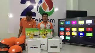 Lắp đặt Wifi + Truyền Hình FPT Telecom