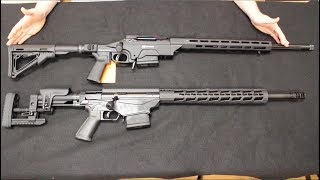 Ruger Precision Rifle vs Savage Ashbury Precision