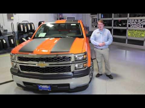 Custom 2014 Chevrolet Silverado Pickup Truck for sale