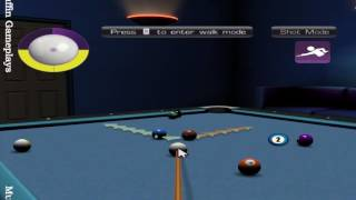 Tournament Pool Wii Gameplay