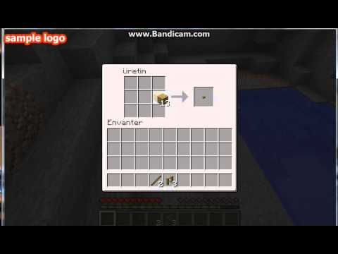 Minecraft 1 8 1 De 199 It Yapımı Ve 199 It Kapısı Yapımı Youtube