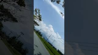 Tanda Awan Gempa Di Padang