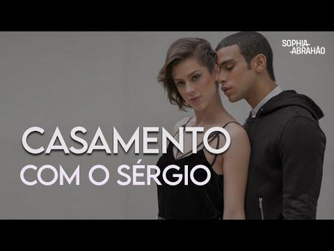Sophia Abrahão   VLOG CASAMENTO COM SÉRGIO MALHEIROS