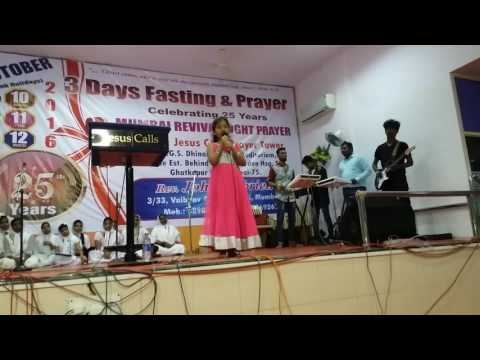 Telugu christan devotional song KANNIRELAMMA by baby deevana