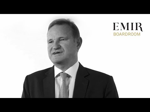 EMIR | Alan Robertson |  CEO of MIddle East & Africa | JLL