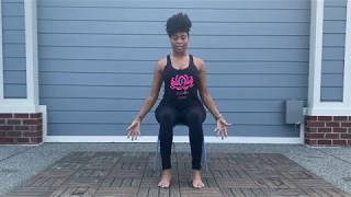 Chair Yoga w/ Khalilah