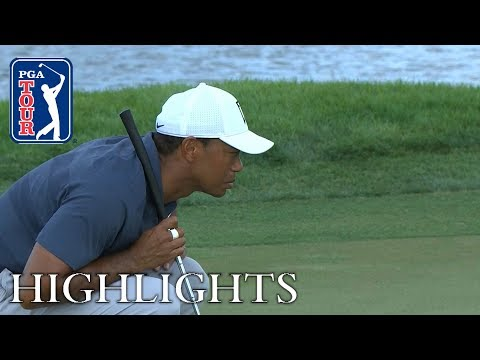 Tiger Woods' extended highlights | Round 3 | Honda