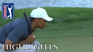 Video Tiger Woods' extended highlights   Round 3   Honda download MP3, 3GP, MP4, WEBM, AVI, FLV Oktober 2018
