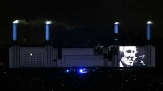 Pigs on the Wing part 1 - Roger Waters Live Mexico 2016 - Foro Sol Sept 29
